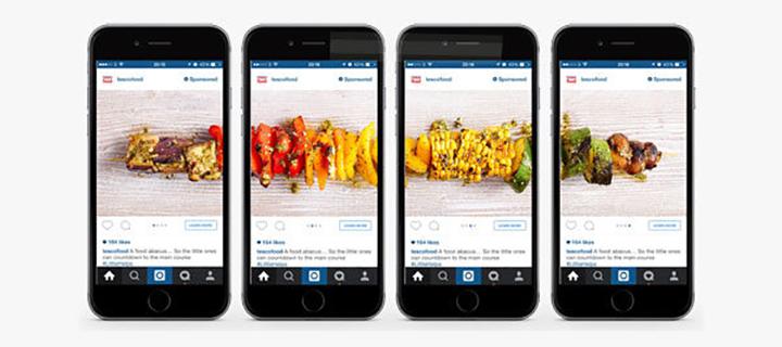 Quieres Crecer en Instagram - Utiliza el Carrusel en tus publicaciones