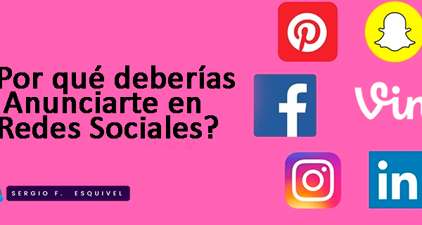 por que deberias de anunciarte en redes sociales - marketing digital - estrategia digital